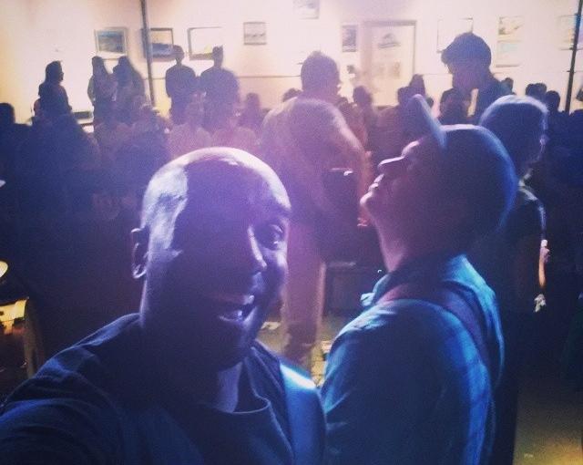 Pre-set selfie! Prelfie!  Selset!  #selfiegram #allthefilters
