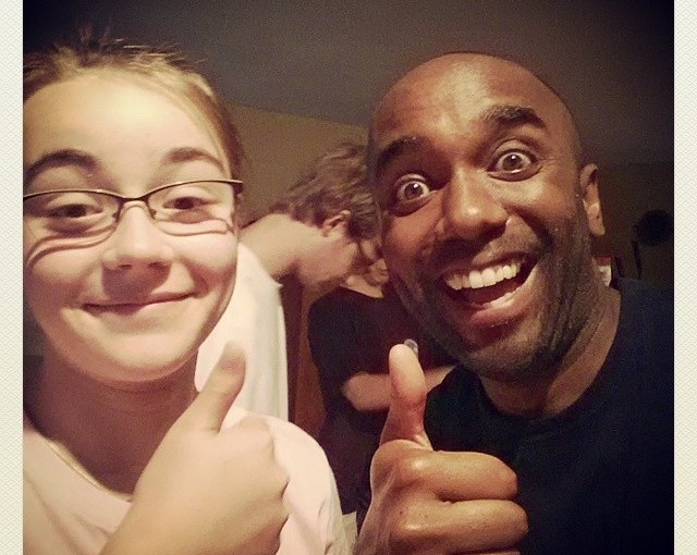Instagrammer selfie!  Instafie!  Selfagrammar!  #selfiegram #allthefilters