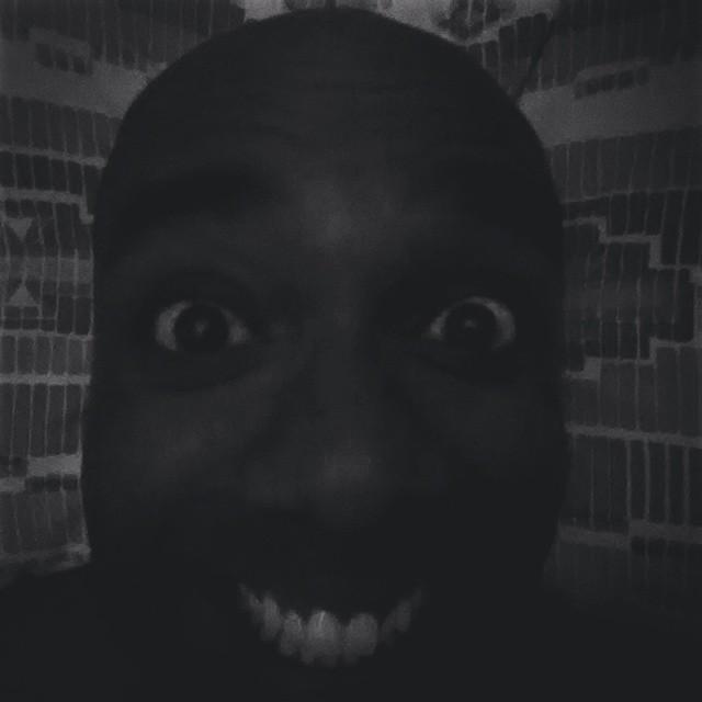Night selfie!  Nelfie! #selfiegram #allthefilters