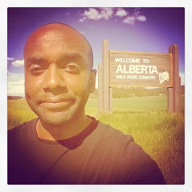 Alberta selfie.  Meh.  #selfiegram #allthefilters