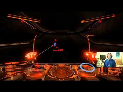 Twitch Highlight: Elite Dangerous – I am SO good at this game.