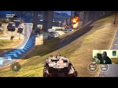 Twitch Highlight – Just Cause 3 – NAILED.  IT.