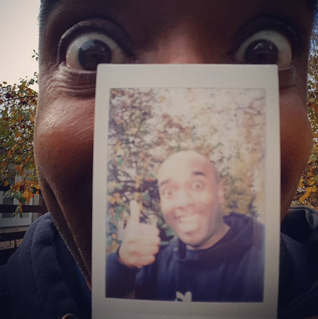Selfie selfie!  Selselfiefie!  #selfiegram #instantcamera #thisjokecostmeonedollar