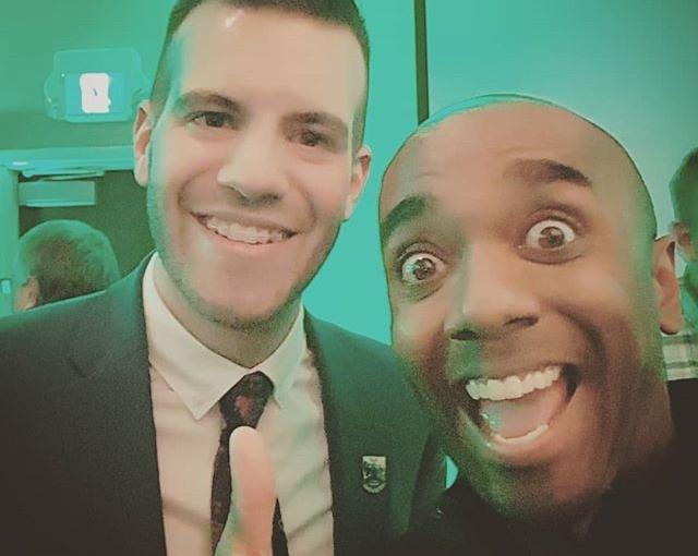 City councillor selfie!  #selfiegram #bcvotes #princegeorge #kylegotsecondplaceinhisfirstelection #kyleformayor #kyleforpremier #kyleforprimeminister
