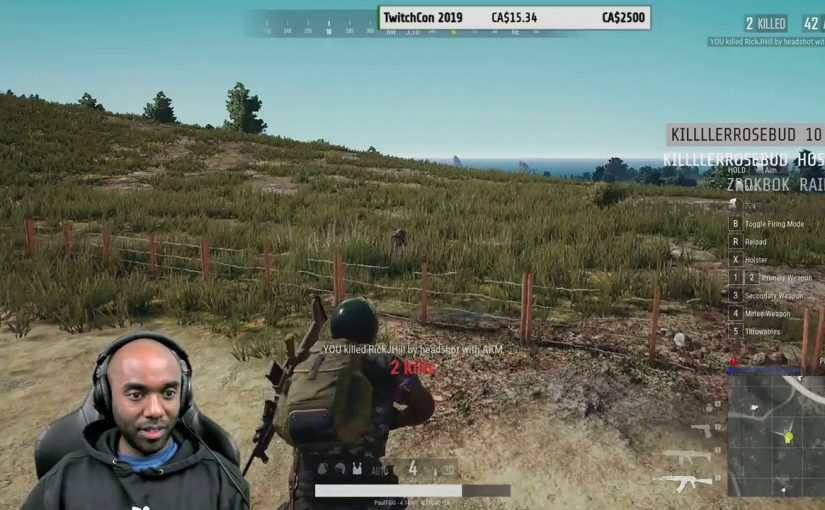 Twitch Highlight – PUBG – I feel bad.