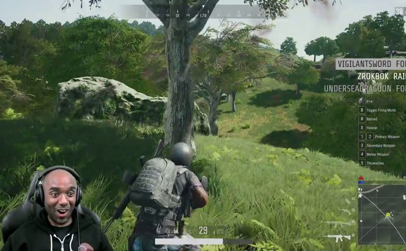 Twitch Highlight – PUBG – Two minutes.