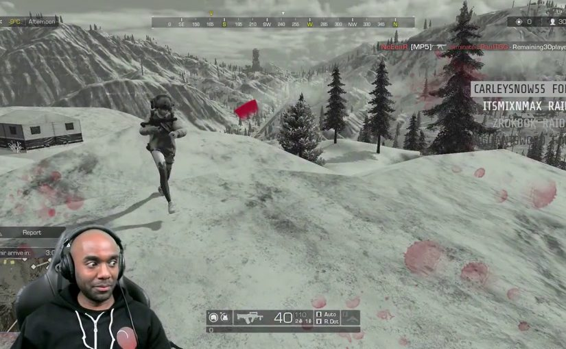 Twitch Highlight – RoE – Heart attack.