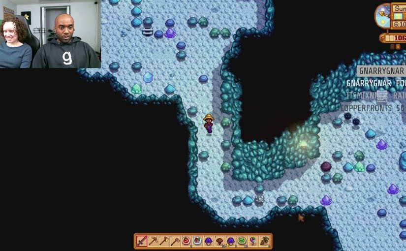Twitch Highlight – Stardew Valley – 270 Hours, One Prismatic Shard